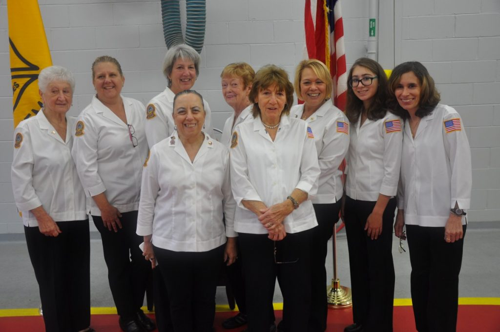Now Accepting New Members for Ladies Auxillary – support your community and fire dept